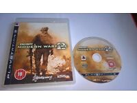 Call of Duty: Modern Warfare 2 - Playstation 3 Game