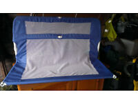 Mothercare Safest Start Bed Guard - Excellent condition as infrequent used with grandchildren