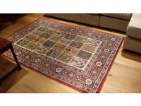 Ikea oriental rug (Valby Ruta)
