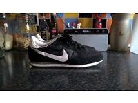 Nike Trainers - UK 9 pretty much new condition - zero tread wear!