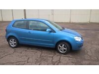 VW Polo, excellent condition. 1400 CC, diesel, very economical.