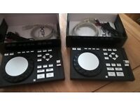 EKS XP10 Digital DJ Player Controller – excellent, hardly used condition – 2 available £80 each