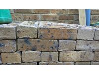 Danehill yellow stock bricks