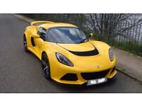 IMMACULATE 63 PLATE LOTUS EXIGE S V6
