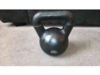 Cast Iron Kettlebell 9kg