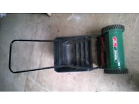 Qualcast Panther 30 Push Lawnmower