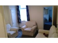 Lazenby Village Furnished House end of terrace 2 bed for rent. Newly decorated.