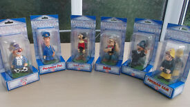 Set of 6 Collectible Characters.