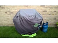 Gas BBQ with Cover