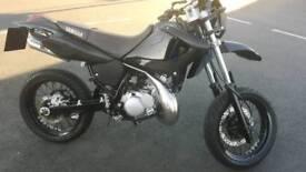 Yamaha dt125sm