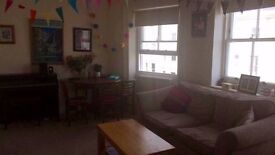 2 bed flat sea views kemp town - available mid august