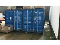 40ft Shipping Containers to Rent for Storage in Sheffield (S9)