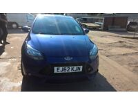Ford Focus ST 2012, Good condition, Long MOT
