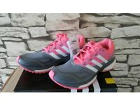 womans adidas response boost techfit size 3