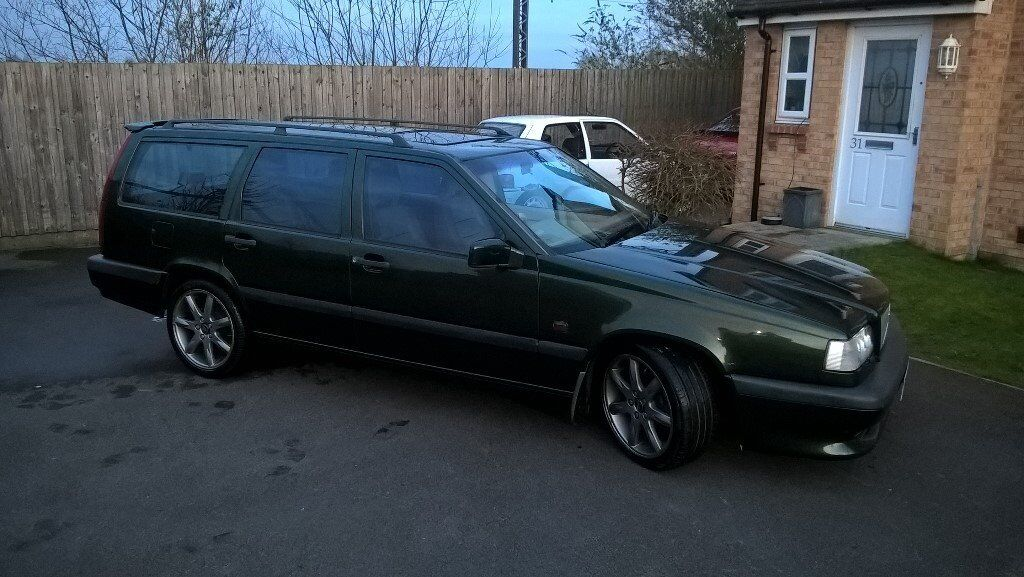 volvo 850 r estate car emerald green in retford nottinghamshire gumtree. Black Bedroom Furniture Sets. Home Design Ideas