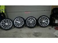 22inch tyres and rims