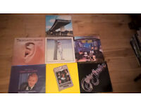 seven lps see listing