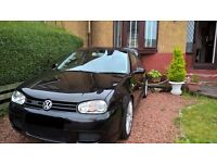 GOLF R32 MK4 2004 66000miles, sunroof, cruisecontrol, leather heated wingback seats,