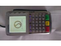 Chip & Pin Machine -Verifone VX-810- NEW but has error message, need resetting and power supply