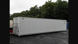 40ft shipping container storage rental Tenterden, Kent