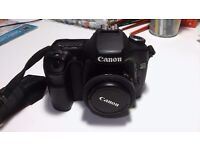 Canon 40d with Canon EF 40mm f/2.8 STM
