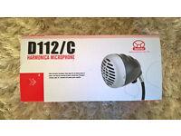 D112C Harmonica Microphone