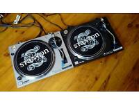 Soundlab DJ decks