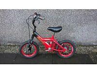 Childrens bike 2 - 5 years