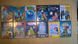 Childrens DVDs for sale £1 each