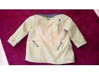 Driza-bone coat
