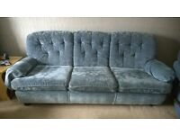 FREE! SOFA AND TWO ARM CHAIRS TO GOOD HOME