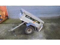 Daxara 107 tipping trailer