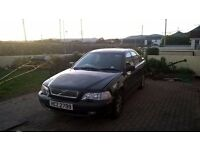 volvo s40 1600cc 2001 spares or repairs