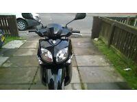 YAMAHA XENTER 125cc