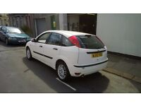 2002 DIESEL ford focus TD DI MOT JULY NEXT YEAR 2017 ONLY 2 OWNERS