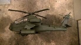 HM Forces Apache Helicopter