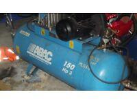 ABAC 150L Compressor