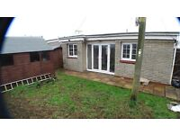 Bungalow detached 2 bed to rent point clear bay. nr clacton