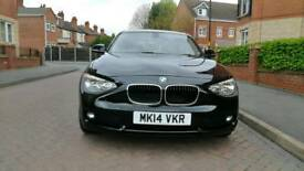 2014 BMW 1 SERIES 116i SE 1.6 5dr Drives great. 1 previous owner