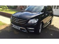Mercedes ml 2012 special edition extras