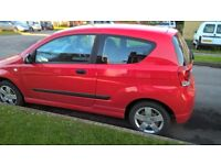 CHEVROLET KALOS DRIVE AWAY BUT NEEDS REPAIR. £450 ono.