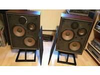 Philips RH-427,Speakers, Vintage, classic,rare