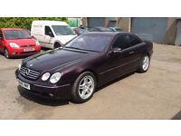 Mercedes cl500 cl 500 amg 5L V8