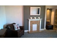 2 bedroom partly furnished upper villa flat to rent in Dunfermline