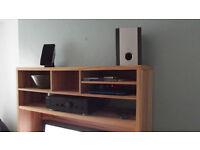 A Flat-full of electronics Laptops, desktop monitors, Hi-Fi etc