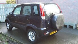 good driving 4x4 with diff lock.New Mot to January 18 Re advertised due to time waster..