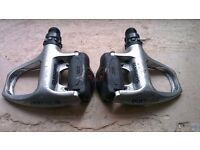 Shimano R540 SPD-SL Clipless Pedals perfect for road bike / cycles