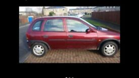 1999 AUTOMATIC CORSA FAB LITTLE RUNNER £400