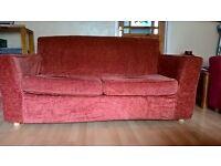 sofa and matching sofa bed