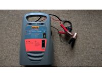 Halfords car battery charger
